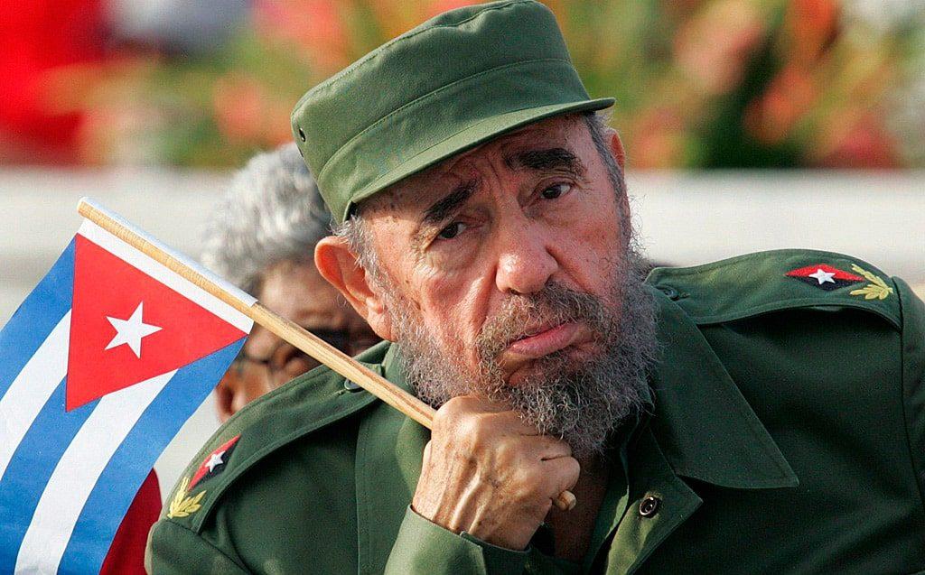 цікаві факти про Фіделя Кастро