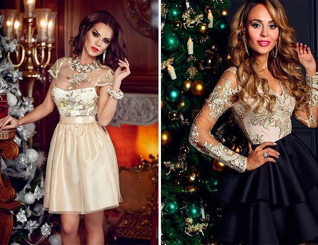 модні сукні на новий рік 2020