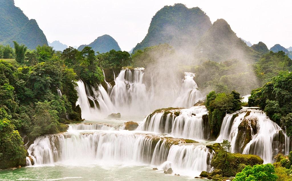 Цікаві факти про водоспади