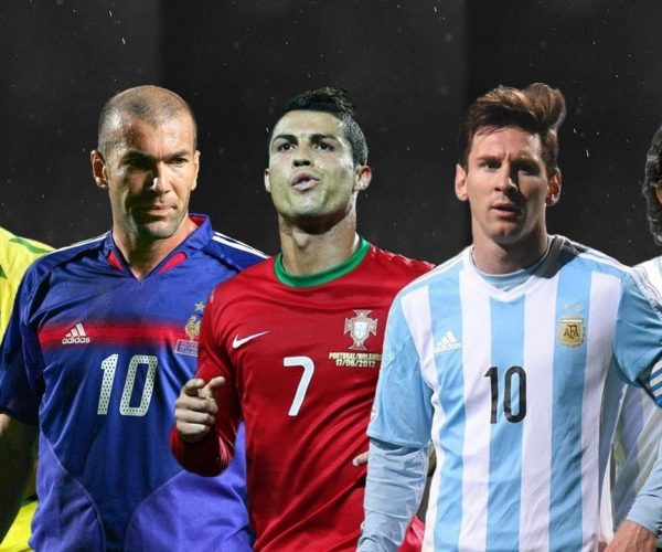 Кращі футболісти світу