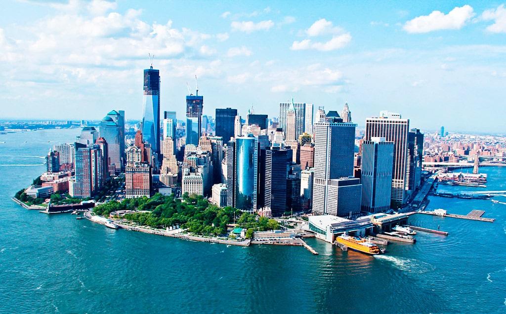Цікаві факти про Нью-Йорк