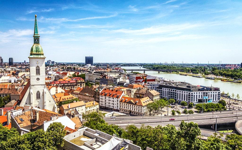 Цікаві факти про Братиславу
