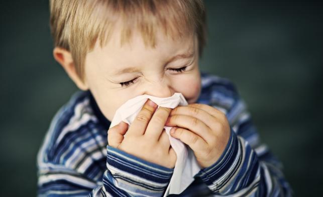 ентеровірусна інфекція у дітей