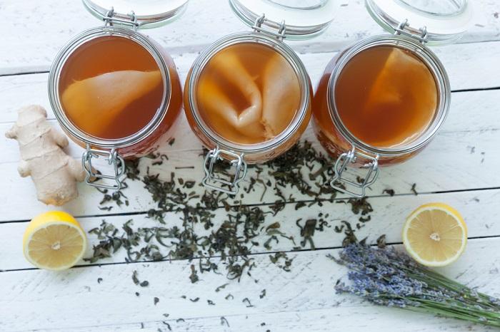 чайний гриб корисні властивості