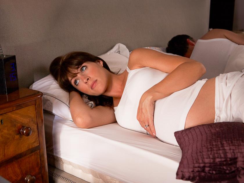 безсоння при вагітності