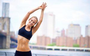Вправи для боків і талії