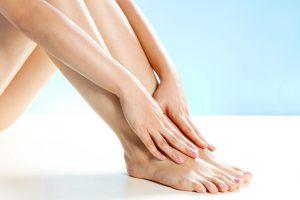 як позбутися грибка на ногах народними методами