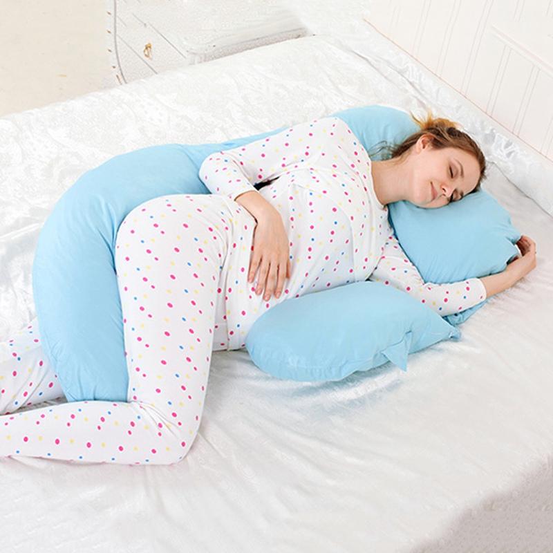 Як правильно спати під час вагітності