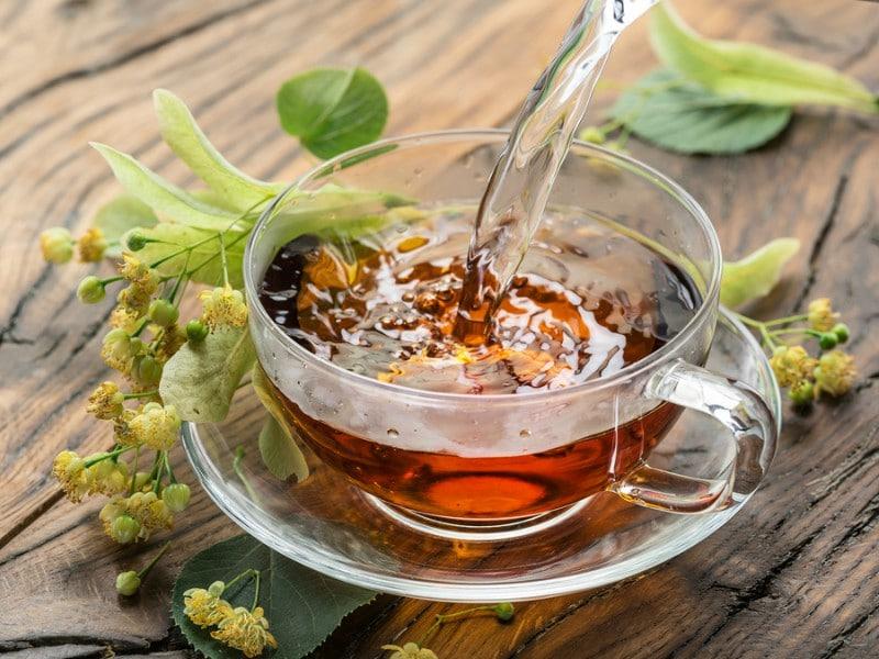 липовий чай корисні властивості
