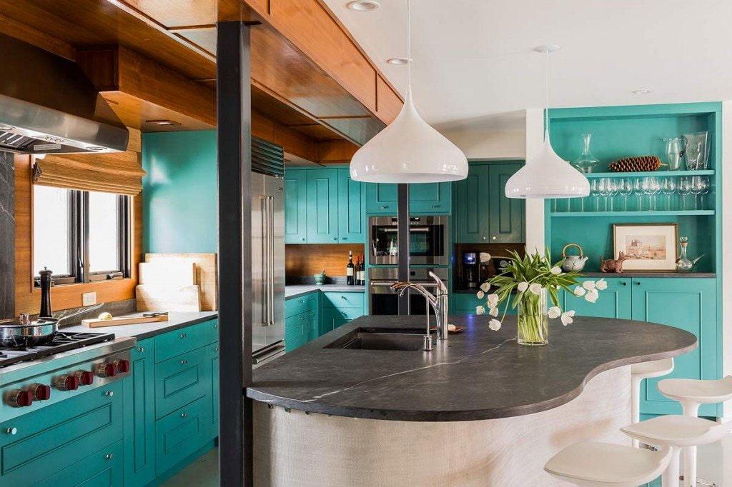 інтер'єр кухні 2020 фото
