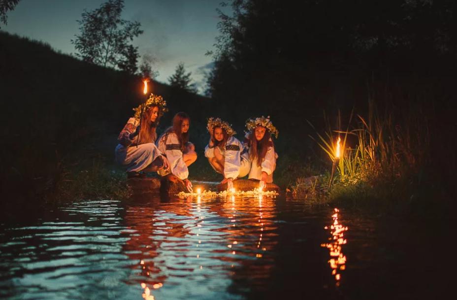 свято івана купала традиції