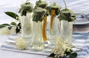 Сироп з квітів бузини