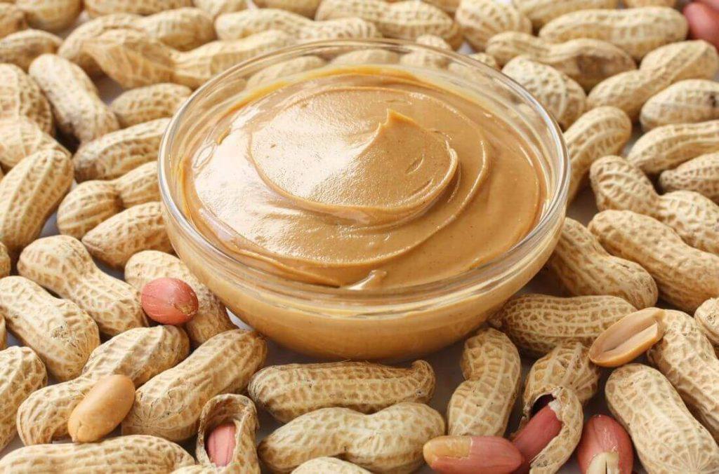 арахісове масло корисні властивості