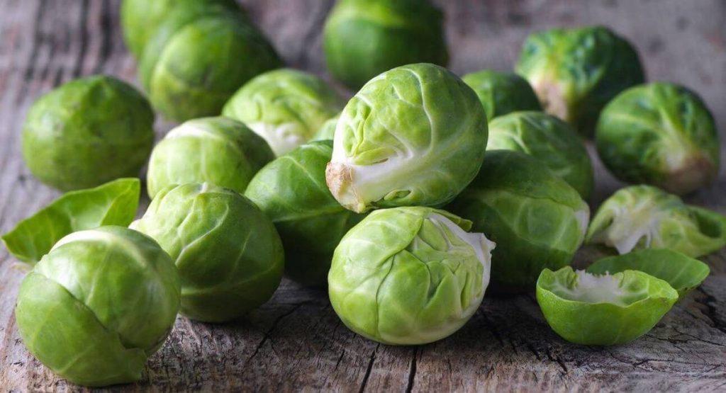 брюссельська капуста користь і шкода
