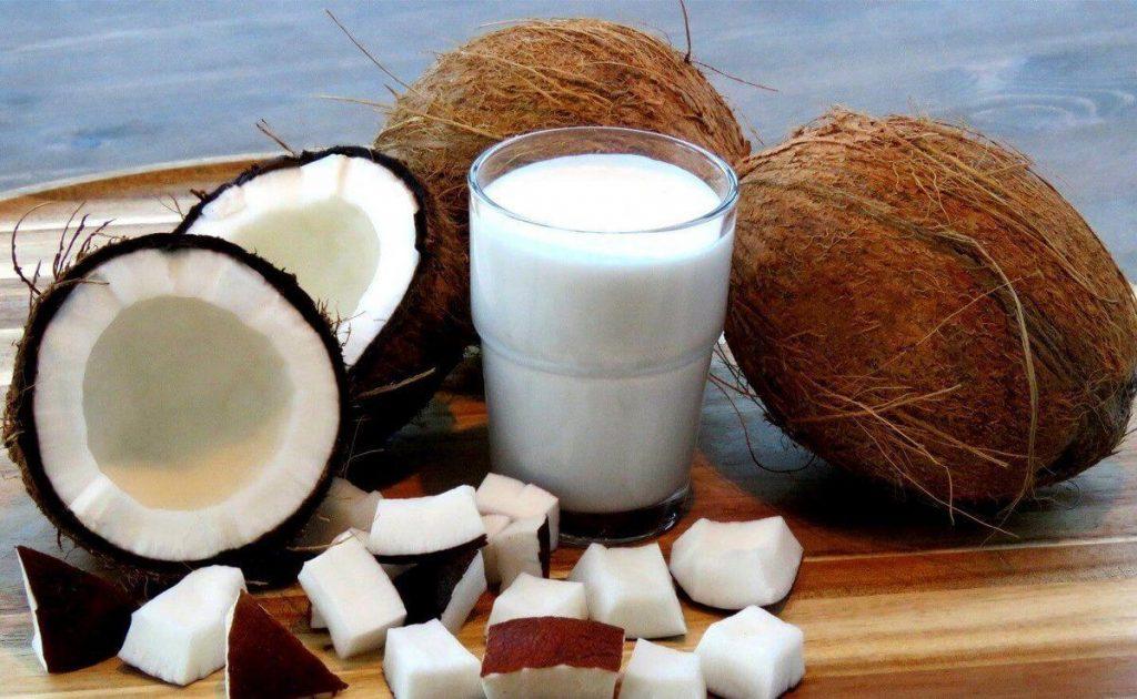 кокосове молоко корисні властивості