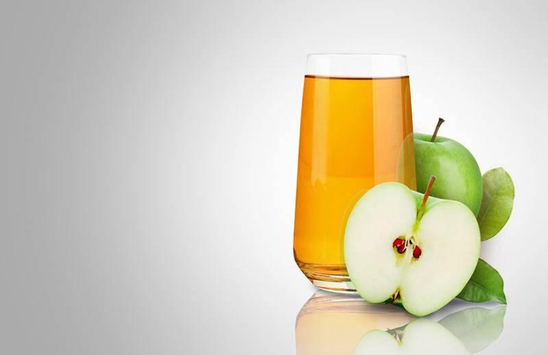 яблучний сік користь і шкода