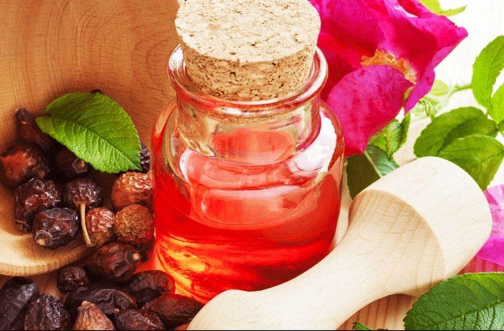 олія шипшини корисні властивості