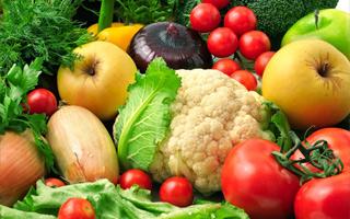 Загадки про овочі і фрукти