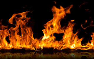 Загадки про вогонь