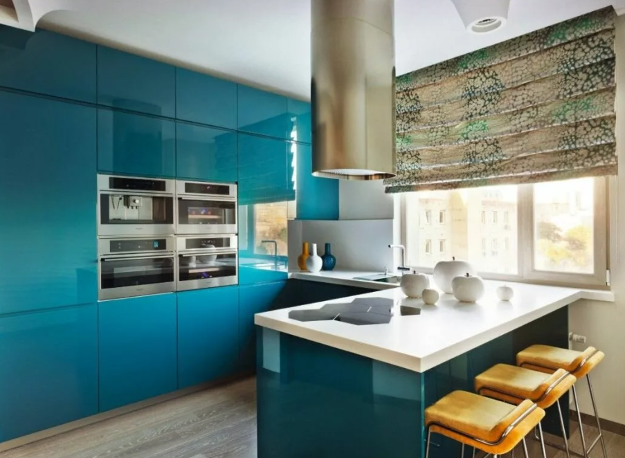 дизайн кухні 2021 фото