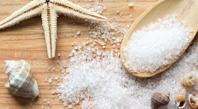 морська сіль корисні властивості