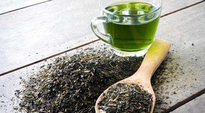 зелений чай користь і шкода