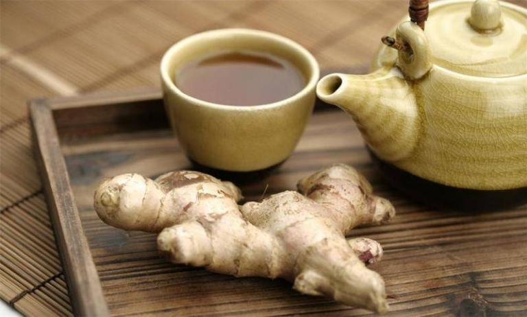 імбирний чай корисні властивості