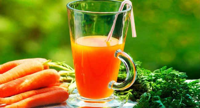 морквяний сік користь і шкода