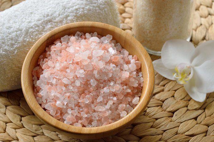 гімалайська рожева сіль корисні властивості