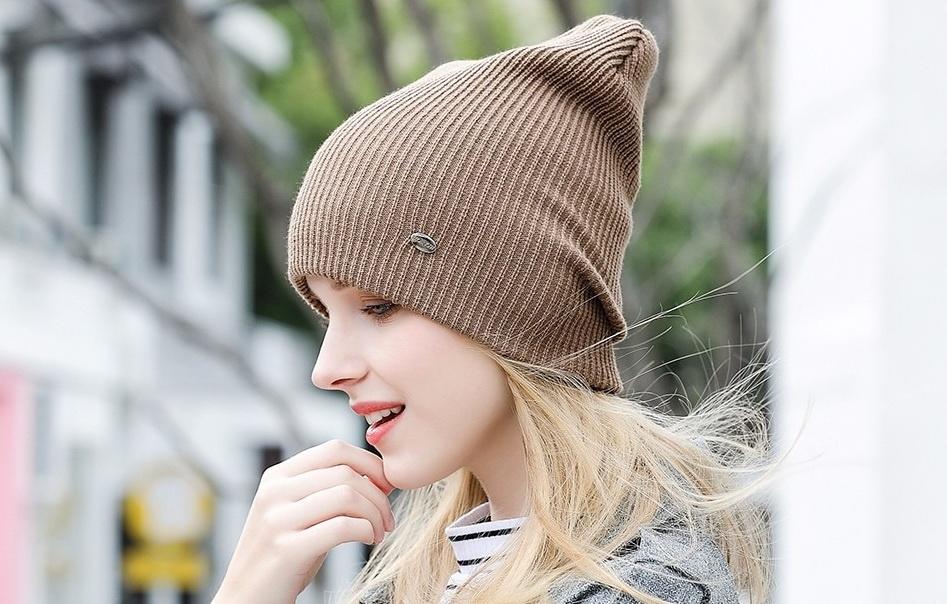 модні жіночі шапки 2021