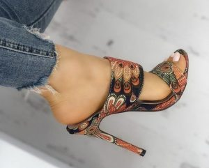 жіноче літнє взуття 2021