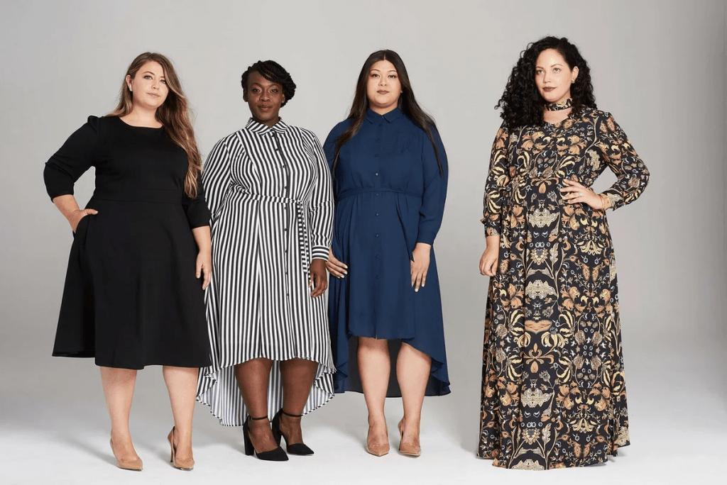 сукні для повних жінок 2021