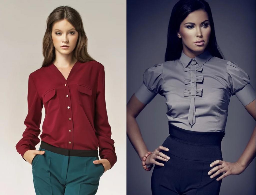Модні блузки 2021 року