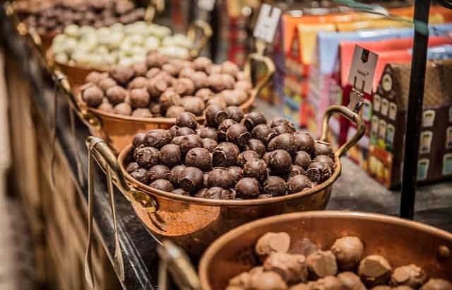 Бельгийский шоколад - Фламандские деликатесы: Бельгийский шоколад - туроператор BSI Group