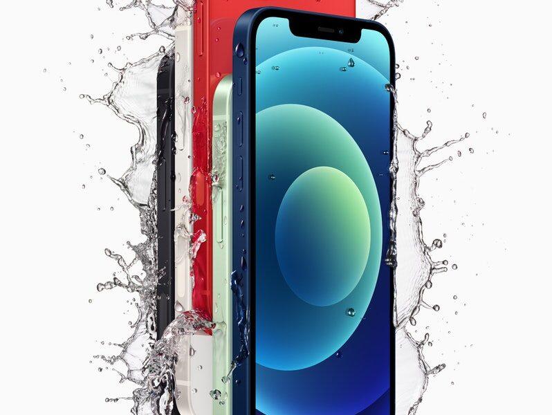 Какие цвета бывают у iPhone 12? Здесь все варианты