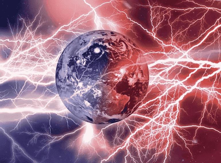 магнітні бурі в квітні 2021